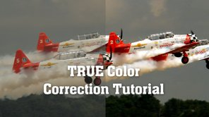 Color Correction Tutorial After Effects [The Right Way!]