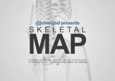 Skeletal Map – Medical Animation