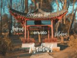 The Shrine – Asian After Effects CC2016 Template
