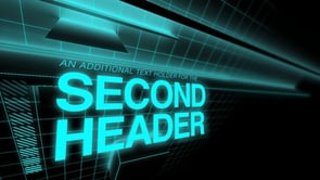 Futuristic Titles – After Effects Promo Opener