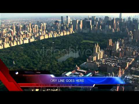 Broadcast News HD Package
