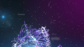 Globe Particles Reveal
